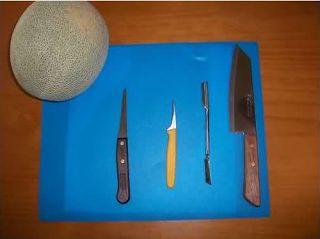 Arte de esculpir frutas e legumes:  Materialnecessário  Melao facas goivas          ...