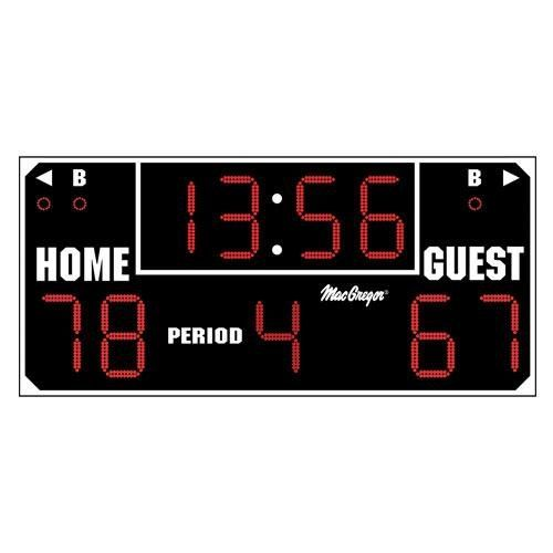 Macgregor Ultimate Scoreboard Black  //Price: $ & FREE Shipping //     #sports #sport #active #fit #football #soccer #basketball #ball #gametime   #fun #game #games #crowd #fans #play #playing #player #field #green #grass #score   #goal #action #kick #throw #pass #win #winning