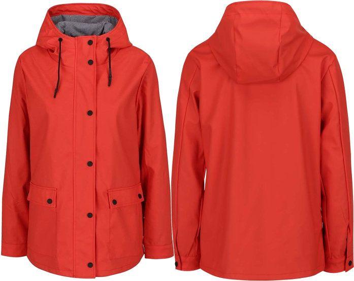 Jachetă roșie impermeabilă ONLY Valiant