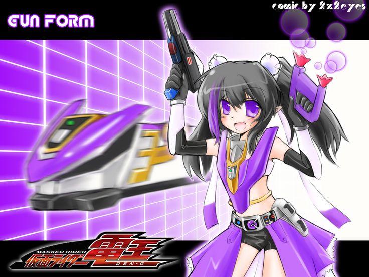 Rider Girl Den-O
