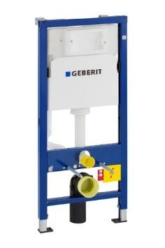 Geberit 458103001 Montage-Element Duofix Basic für Wand-WC, mit Spülkasten UP100 112 cm: Amazon.de: Baumarkt