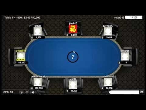 50 Kumpulan Situs Agen Judi Poker Online Indonesia