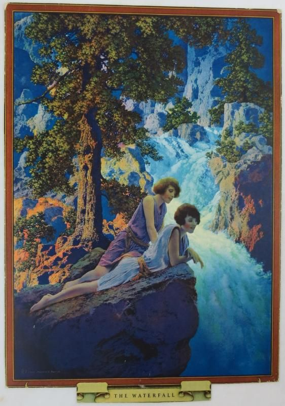 Maxfield parrish prints for sale maxfield parrish for Art print for sale