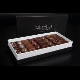 Coffret Assortiment chocolats artisanaux - 530g