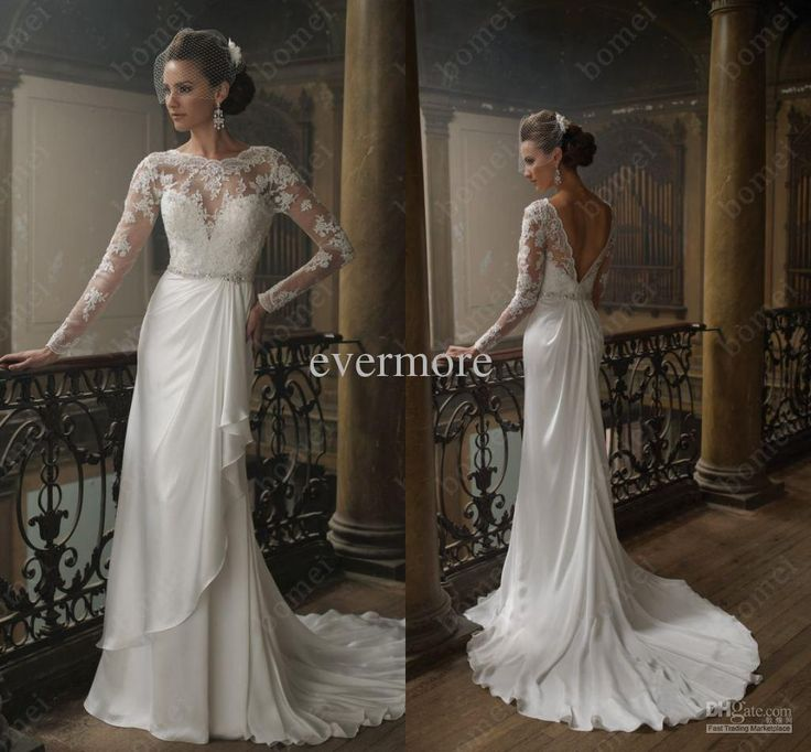 Buy vintage wedding dress online