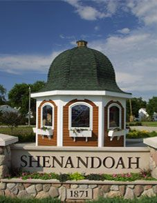 Shenandoah Iowa Is A Lovely Little Town We Have Lived Here Since 1970