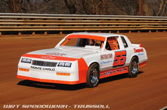 Pure Stock Hobby Stocks Dirt Track Cars Dirt Track Racing
