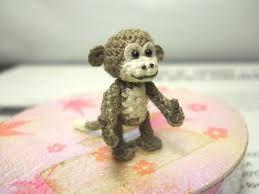 Risultati immagini per tutorial amigurumi piccola scimmia