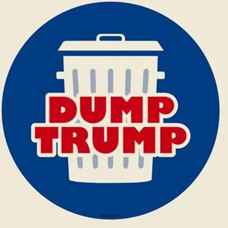 Check out our anti Donald Trump shirt selection! Dump the Trump with anti Donald Trump shirts sporting unique and funny slogans in many styles and sizes.