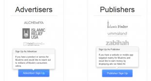 How to sign up for Halal.Ad – Halal.Ad Blog