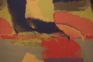 Robert Allen Color Pools Tapestry Upholstery Fabric in Poppy $14.95 per yard