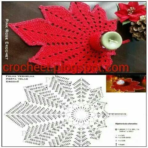 Crochet pattern for home
