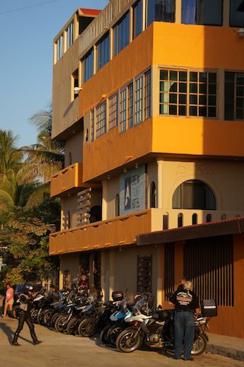 """Beachside accom: See all the stories about that motorcycling nirvana called Mexico on our Ferris Wheels Motorcycle Safaris Tacos 'n' Tequila tour. Just go to motorbike writer.com and search for """"Mexico""""."""