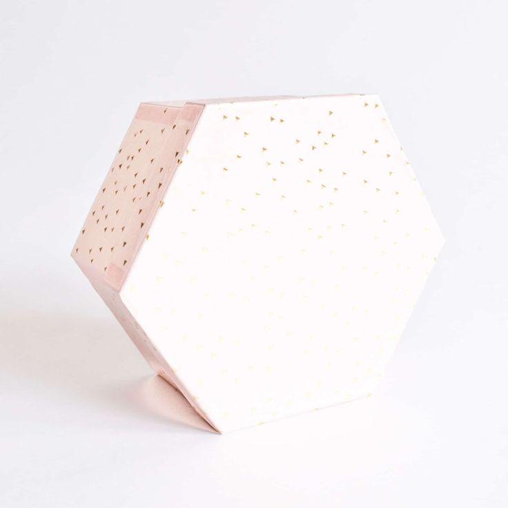 DIY Tutorial Doosje Decoupage Papier | IMAKIN DIY DESIGN