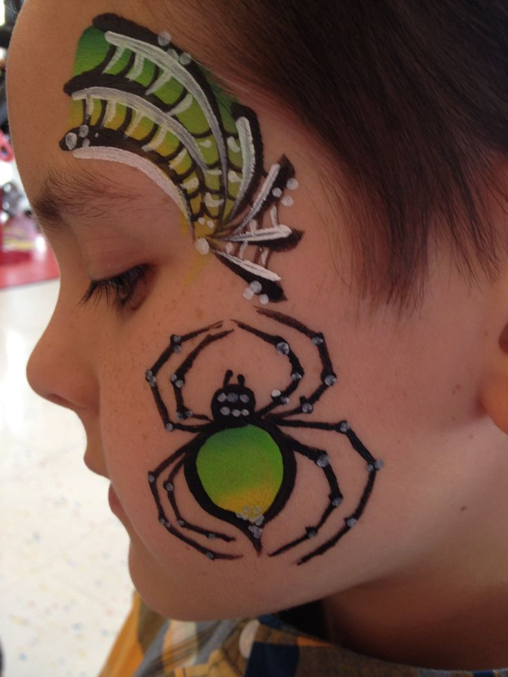 Pin by christina prendergast on face body painting for Body paint party city
