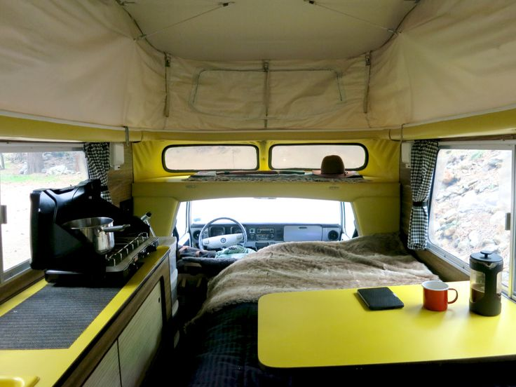 1974 Time Capsule Perfect Toyota Chinook Camper Rv