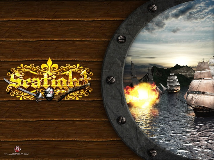 Play Sea Fight game for free : Seafight is real time fantasy adventure where you are playing as a cruel pirate.