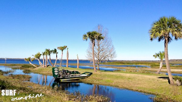 Airboat Tours Near Orlando With Restaurant
