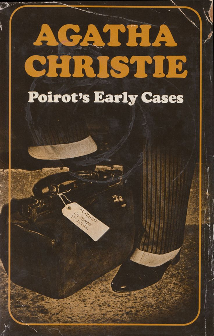 12 best Poirot's Early Cases images on Pinterest