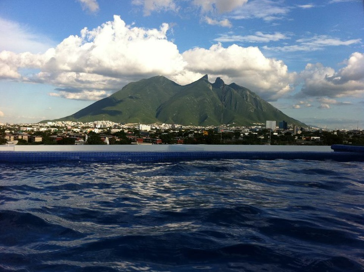 Monterrey, Nuevo León, México absolutely love this city!!!! Will go there again some day