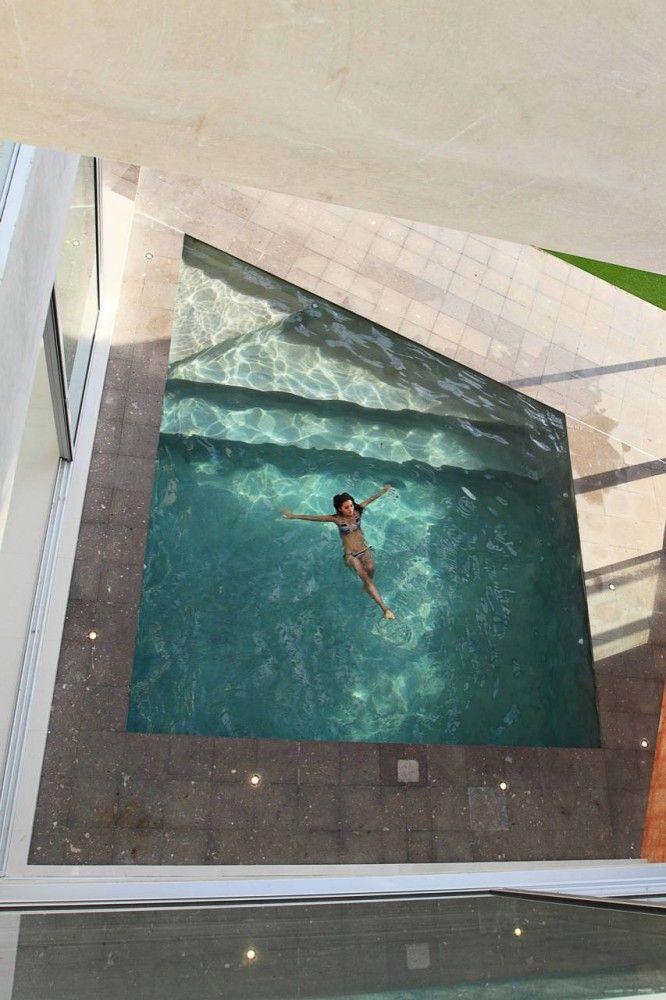 Luxury Poolside- LadyLuxury