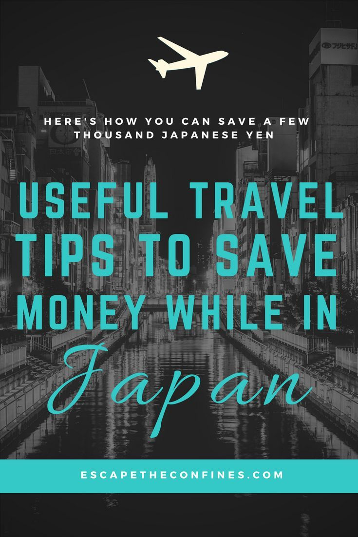 Want to save money while traveling in Japan? Here are useful travel tips to know before visiting the country. Read more at escapetheconfines.com