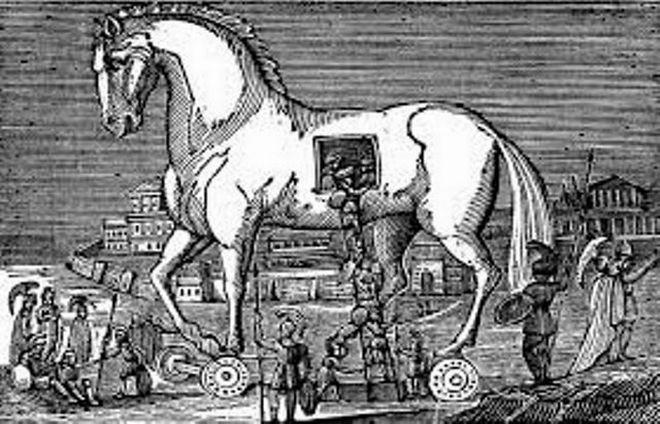 Μηχανή του Χρόνου: Ο άγνωστος πυγμάχος και αρχιτέκτονας που δημιούργησε τον Δούρειο Ίππο - Μηχανή του Χρόνου - NEWS247