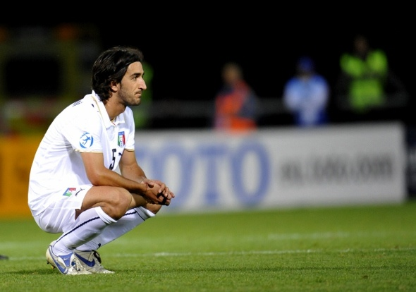 All Italian Serie A soccer games were cancelled due to a surprising death on the field of play. Piermario Morosini collapsed while playing due to a heart attack and was not revived.