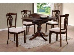 Dřevěný jídelní stůl William - Sklad