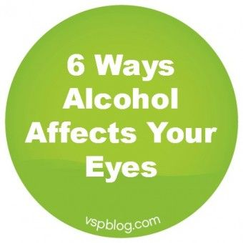 Did you know that the muscles in our eyes fall out of sync as a result of alcohol? Here are some problems related to eye care and sight due to alcohol