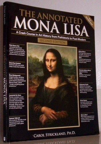 art history: mona lisa essay Mona lisa smiles opens in the socially conservative setting of the 1950's drawn from the experience of katherine watson, a teacher of art history who relocated from california to work at wellesley college, a prestigious new england women school.