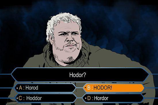 Game of Thrones : avec Hodor, pas compliqué de gagner des millions