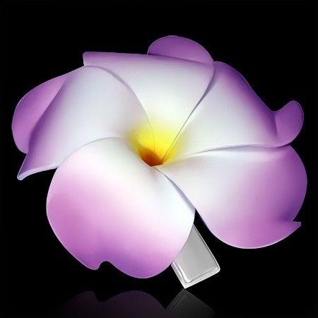 Spona do vlasů Květ