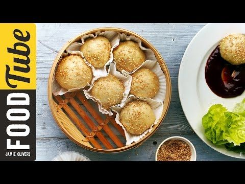Perfect Pork Dim Sum | Jamie's Money Saving Meals