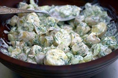 Receita de Salada de Batata - Receitas Já, rapidas, faceis e simples Culinária…