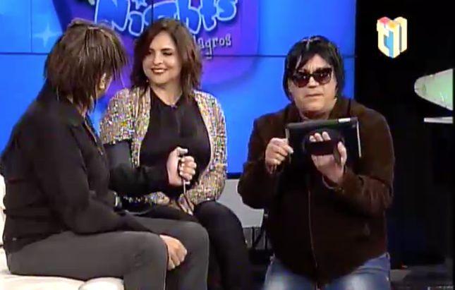 Tania Báez Se Somete Al Detector De Mentiras En 'Chévere Nights' #Video