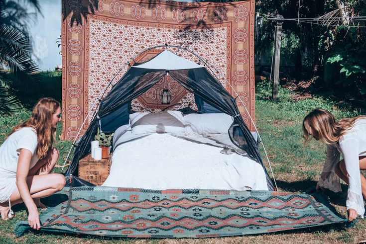 DIY Boho Festival Camp | Spell & The Gypsy Collective blog ...