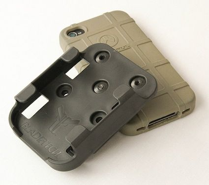 BladeTech Iphone with Magpul case (I have this and it's the balls).