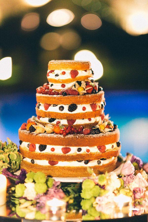 #nakedcake #berries #castellodimontignano #flowers #claudiabisceglie