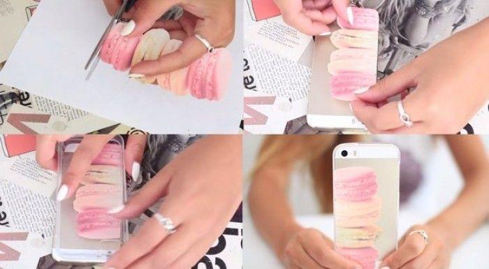 25 DIY Phone Case Ideas For A Creative Makeover