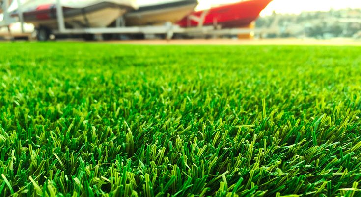 how to install artificial turf on dirt