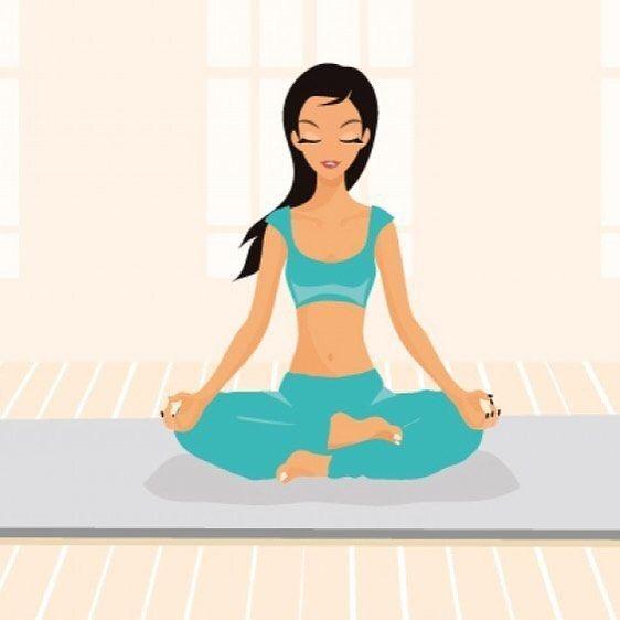 Joga doma? Seveda zakaj pa ne? http://www.hutamanama.com/joga-doma-seveda-zakaj-pa-ne/ #ontheblog #blog #blogpost #yoga