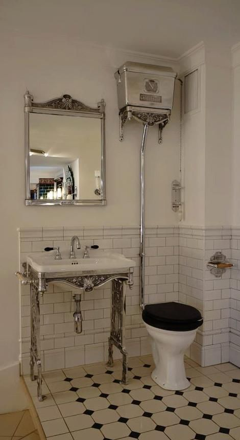 1000 Ideas About Toilet Cistern On Pinterest Antique