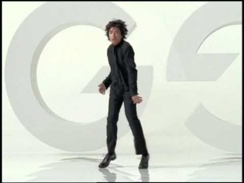 Gatsby Moving Rubber CM (ft. Takuya Kimura)