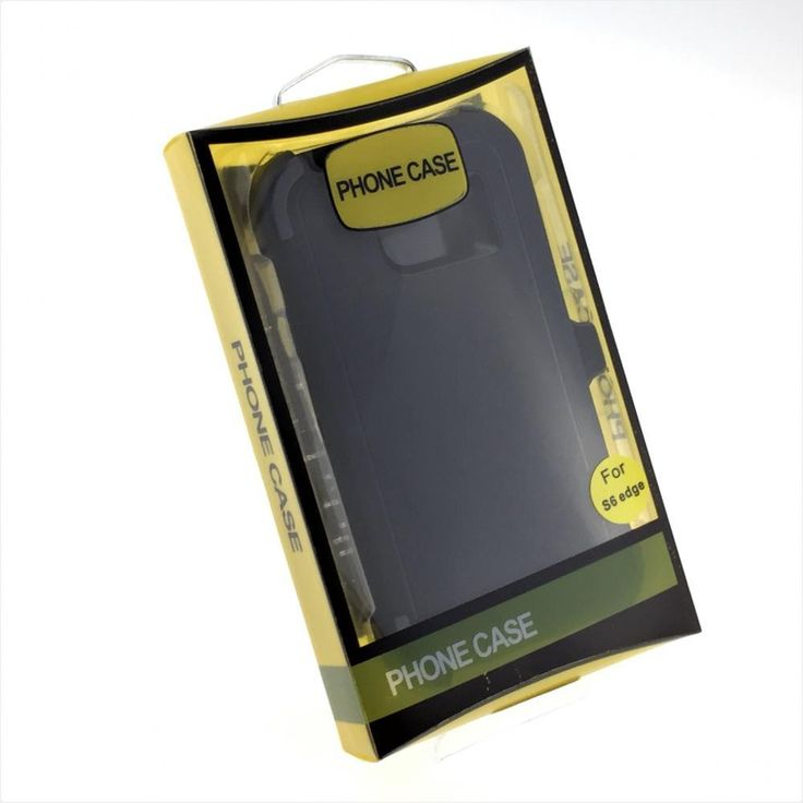 Hybrid Case w/Clamp - Galaxy S6 Edge