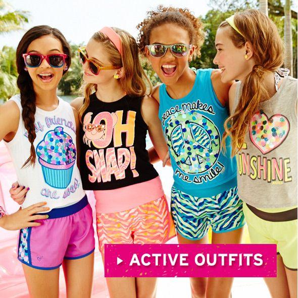 Cute tween clothing stores