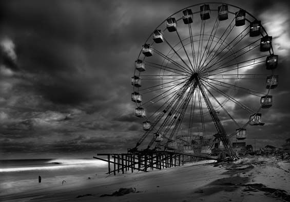 Desolation and Dreams: Michael Massaia's Haunting Photographs of Abandoned Amusement Parks