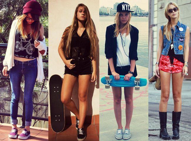 8 melhores imagens de estilo skatista no Pinterest  1e6edfbfd19c
