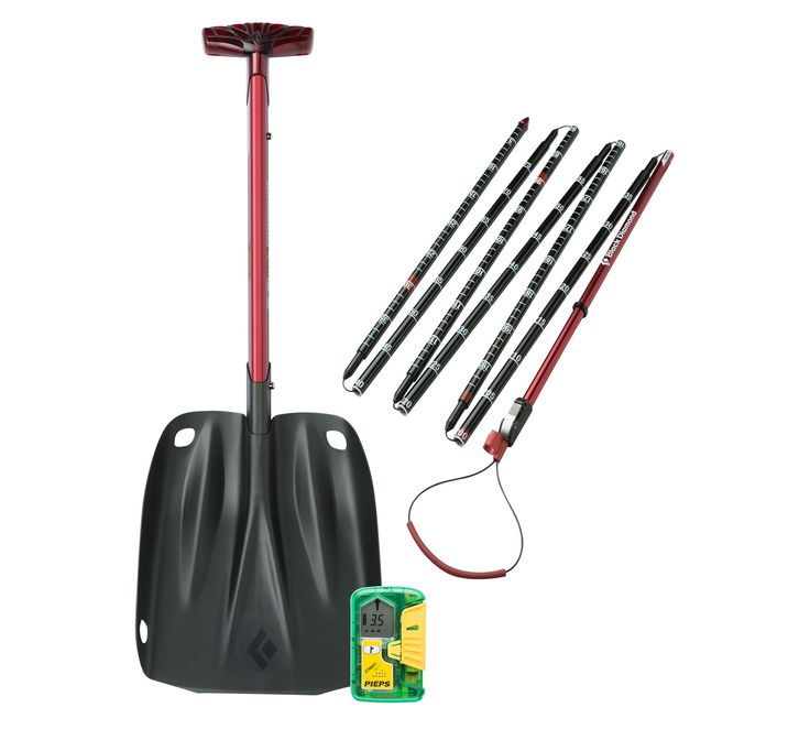 This set includes the necessities for anyone from seasoned backcountry skiers to someone taking their Avalanche 101 class. The PIEPS DSP Sport Beacon features a large, circular search radius and three antennas for pinpoint accuracy. A Transfer 3 Shov...>