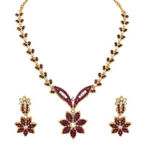 Dazzling Indian Bollywood Wedding Wear Purple Stone Cz Wo... https://www.amazon.com/dp/B06Y5GRJNQ/ref=cm_sw_r_pi_dp_x_BVY9ybECDTRR1